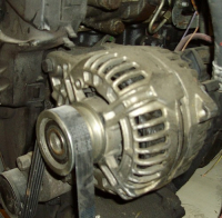 Renault generátor 1.5 DCI (bontott)