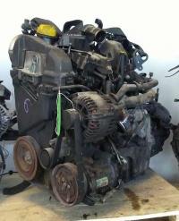Renault motor 1.5 DCI (bontott)