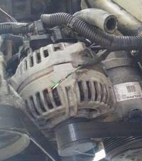 Renault generátor 1.9 DCI (bontott)