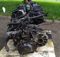 VW Golf 1.4 motor (bontott) BUD