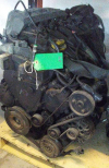 Renault Estate motor 2.2 DCI (bontott)