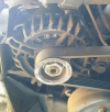 Ford generátor 1.6 benzines HWDA (bontott)