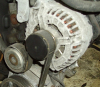 Peugeot generátor 1.6 HDI (bontott)