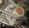 Renault generátor 3.0 DCI (bontott)